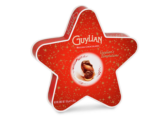 Product photography for Guylian via Interfot, Zellik