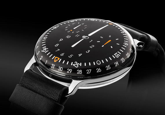 Watch product shot for Basel 2014 for Ressence, a Belgian watch brand.