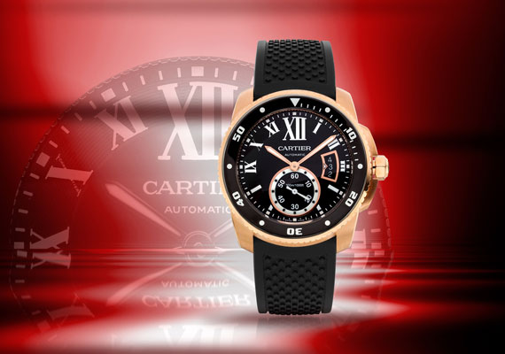 Commercial image for DEGREEF1848, Bruxelles for the brand Cartier.  Catalogue 2015.